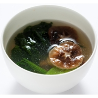 Nameko Suppe[a]*17[/a] (Miso Suppe mit Pilzen)